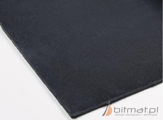 Masywnie Guma 3mm 5mm antywibracyjna strop ściana podłoga   Izolacja TO98